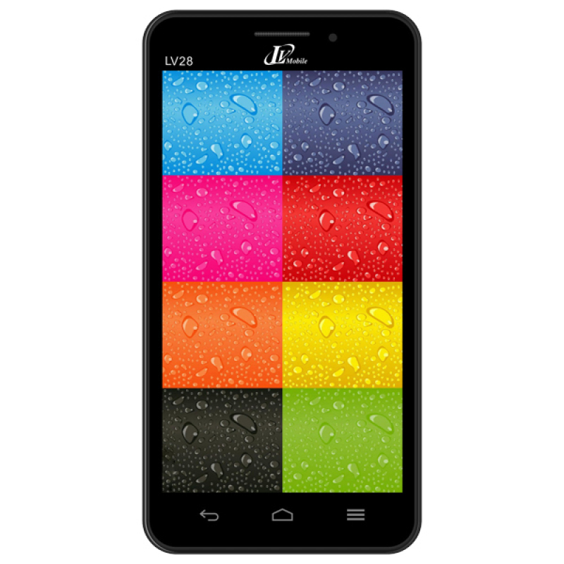 LV Mobile LV28 4GB 2 SIM (Đen)