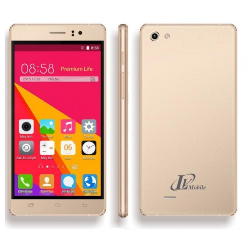 Lvmobile LV318 4GB 3G (Vàng)