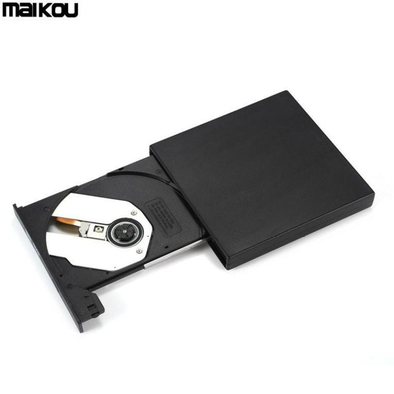 Bảng giá Maikou USB 2.0 External DVD Optical Drive CD Burner Player For Laptop PC - intl Phong Vũ