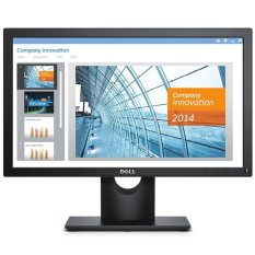 Màn hình máy tính LED Dell 18.5inch HD – Model E1916H (Đen)