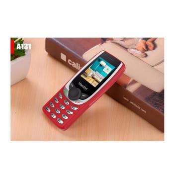Masstel A131 Red Hãng phân phối chính thức - 10256989 , MA731ELAA674OUVNAMZ-11434119 , 224_MA731ELAA674OUVNAMZ-11434119 , 290000 , Masstel-A131-Red-Hang-phan-phoi-chinh-thuc-224_MA731ELAA674OUVNAMZ-11434119 , lazada.vn , Masstel A131 Red Hãng phân phối chính thức