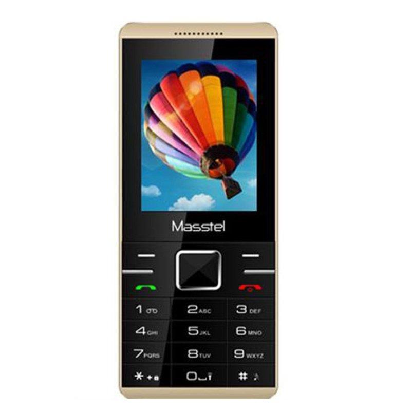 Masstel A280 2 Sim 2.8inch (Vàng Đồng) - Hãng Phân phối chính thức