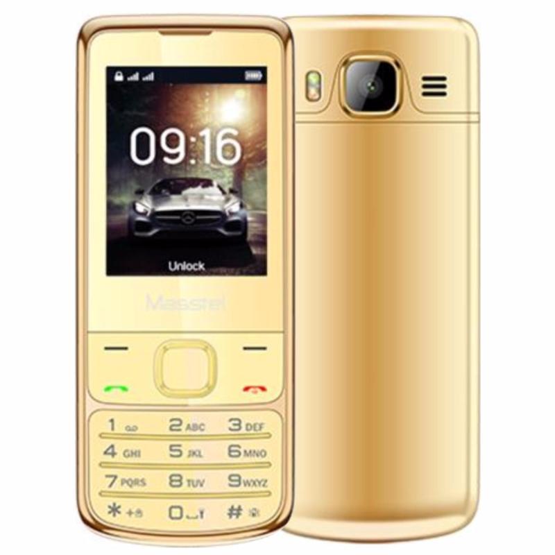 Masstel H860 mạ vàng 24K - Hãng phân phối chính thức