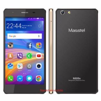 Masstel N600S 8GB (Đen) - Hãng Phân phối chính thức