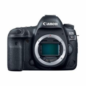 Máy ảnh Canon EOS 5D Mark IV 30MP Body - Hàng nhập khẩu