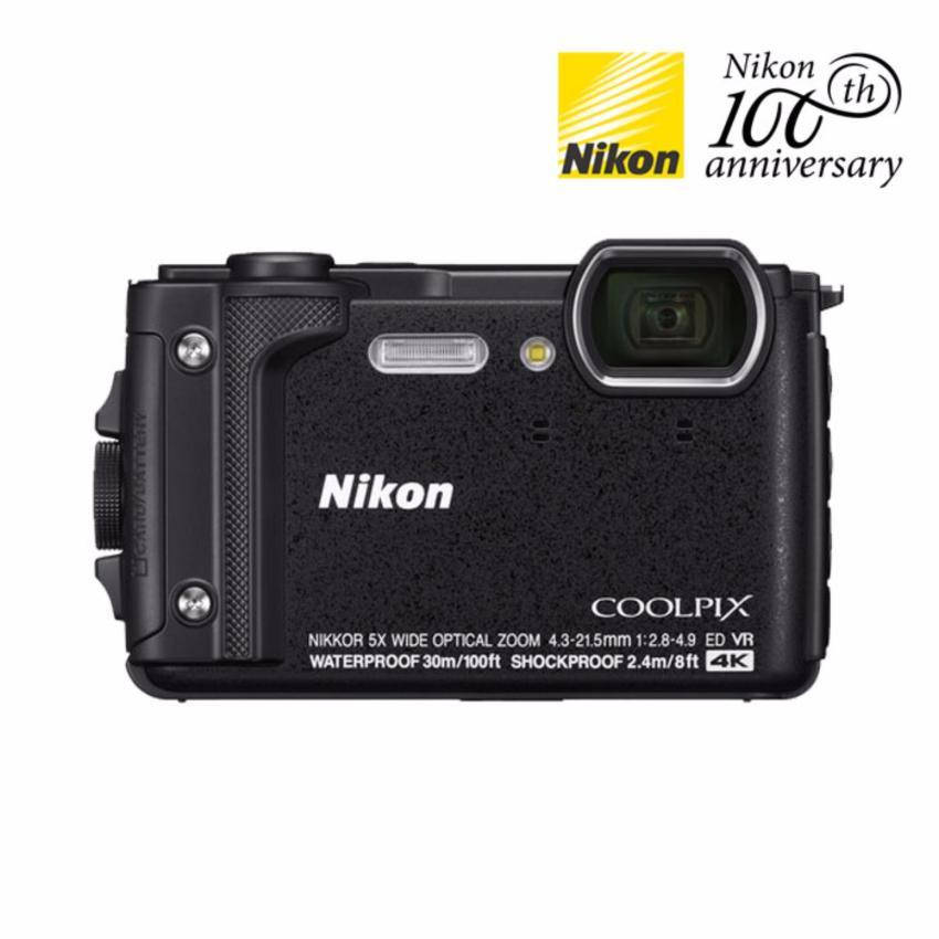 Bảng Giá Máy ảnh du lịch chống nước Nikon W300 (Đen) 16MP Tại NGỌC CAMERA (Tp.HCM)