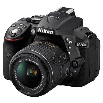 Máy ảnh Nikon D5300 24.2MP với Lens kit 18-55mm F3.5 - 5.6G VRII