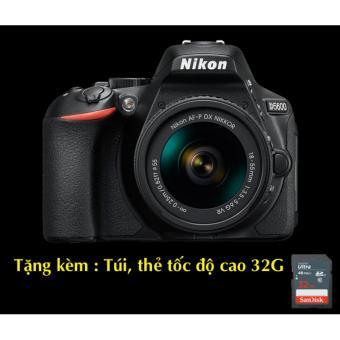 MÁY ẢNH NIKON D5600 và Lens VR 18-55mm