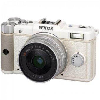 Máy ảnh Pentax Q mini 12.1MP (Trắng) - Hàng nhập khẩu