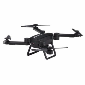 Máy bay Skyhunter X8 điều khiển từ xa có camera, flycam mini (đen)