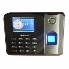 Báo Giá Máy chấm công đa chức năng vân tay/thẻ/mật mã Metron Nideka TM2800D (màu đen xám)