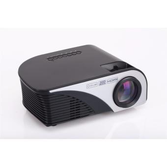 Không tốn kém mua Máy chiếu mini giá rẻ TYCO T1500 (Đen)  2.399.000 đ