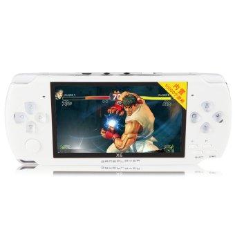 Máy chơi game NES/SNES/GBC/GBA/SMC cầm tay X6 tích hợp 10000 trò - 8372540 , OE680ELAA1JF5UVNAMZ-2502114 , 224_OE680ELAA1JF5UVNAMZ-2502114 , 1049000 , May-choi-game-NES-SNES-GBC-GBA-SMC-cam-tay-X6-tich-hop-10000-tro-224_OE680ELAA1JF5UVNAMZ-2502114 , lazada.vn , Máy chơi game NES/SNES/GBC/GBA/SMC cầm tay X6 tích hợp