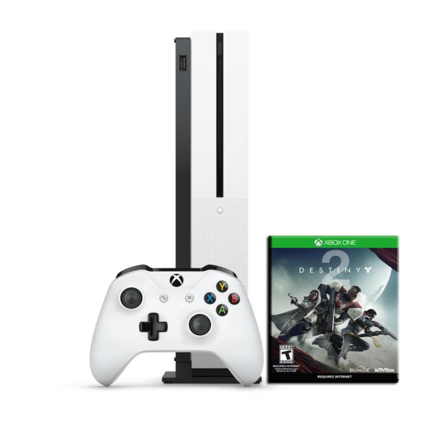 Máy chơi Game Xbox One S 500Gb tặng kèm đĩa Destiny 2