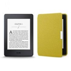 So sánh giá Máy đọc sách Kindle Paperwhite 2017 và Bao da (Vàng)  Tại MayDocSach