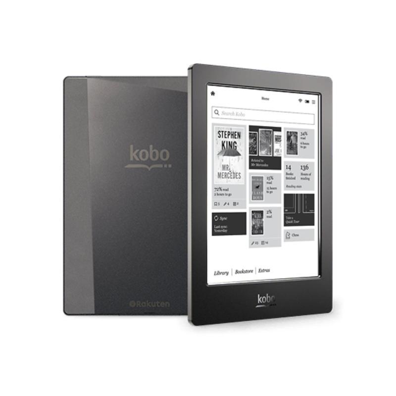 Máy đọc sách Kobo Aura H2O Edition 1