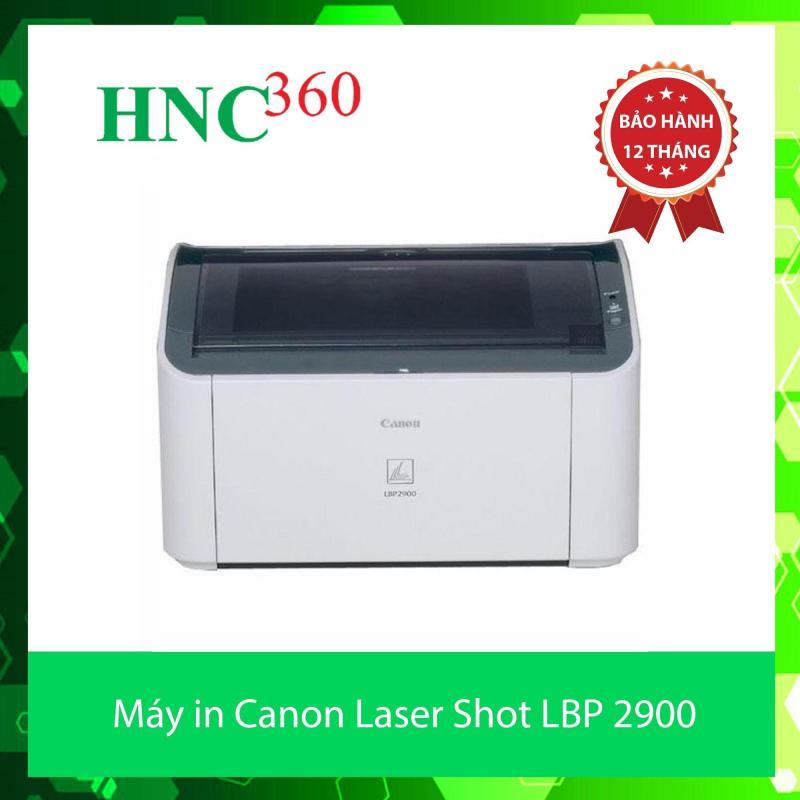 Máy in Laser Canon LBP 2900 (Trắng) - CARDTRIDGE - Hãng phân phối chính thức