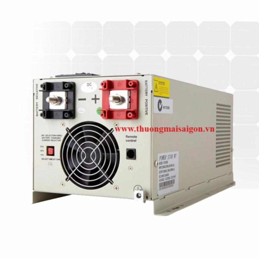 Hình ảnh Máy Kích Điện Sine Chuẩn Power Star W7 12v - 1000W
