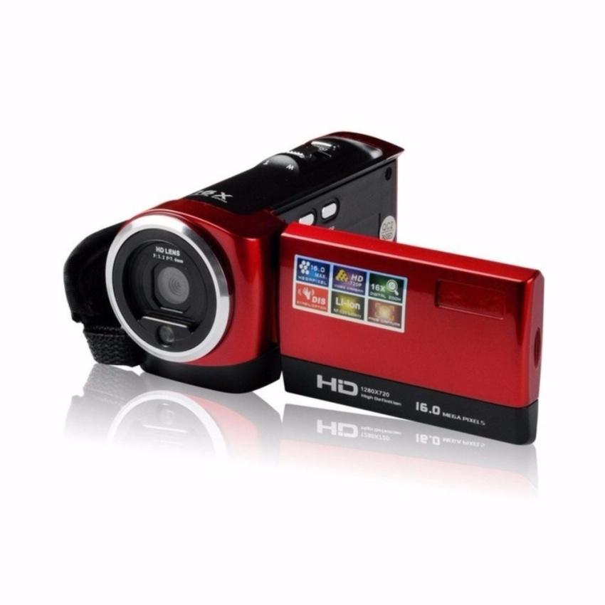 Máy Quay Phim Cầm Tay Gia Đình 16X Zoom Camera 2.4inch
