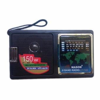 Máy Radio chuyên dụng 5 băng tần Mason F400 Quangstore