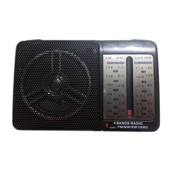 Máy Radio chuyên dụng sw-607 (Đen) - 8065927 , BR003ELAA14HOUVNAMZ-1633857 , 224_BR003ELAA14HOUVNAMZ-1633857 , 300000 , May-Radio-chuyen-dung-sw-607-Den-224_BR003ELAA14HOUVNAMZ-1633857 , lazada.vn , Máy Radio chuyên dụng sw-607 (Đen)