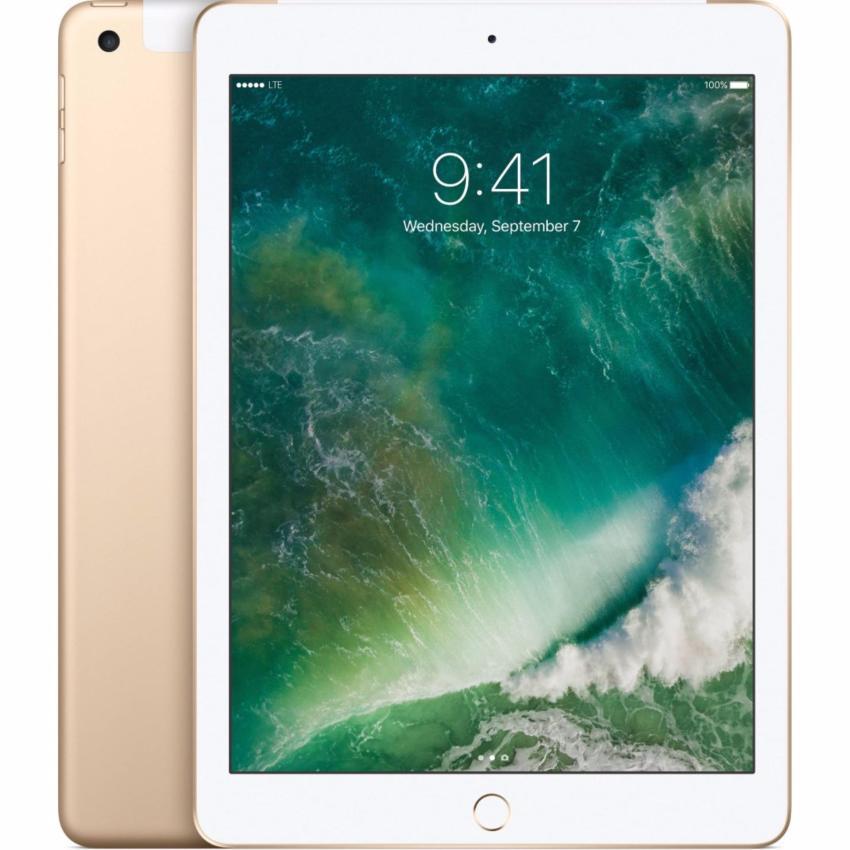 Hình ảnh Máy tính bảng Apple iPad Gen5 WiFi 2017 vàng 128gb - Hàng nhập khẩu