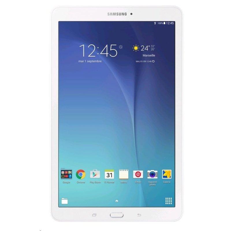 Máy tính bảng Samsung Galaxy Tab E 9.6 SM-T561YZWAXXV 8GB (Trắng) - Hãng phân phối chính thức chính hãng