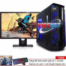 Giá sốc Máy tính bộ game i7 2600 card rời 2GB RAM 16GB 1TB Dell 24in VietNet  Tại Forever Mart