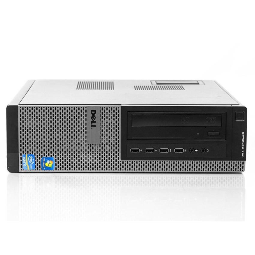 Hình ảnh Máy tính để bàn DELL OPTIPLEX 790 DT (Core i7 2600, Ram 16GB, SSD 240GB) + Quà Tặng - Hàng Nhập Khẩu