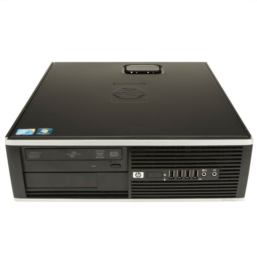 Hình ảnh Máy tính để bàn HP Compaq 8000 Pro SFF Core 2 Duo E8500, RAM 8GB, HDD 500GB + Tặng bộ bàn phím, chuộ,t bàn di.