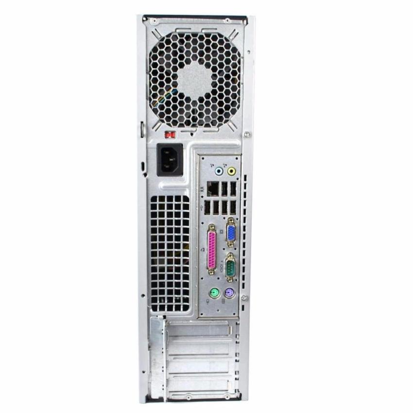 Hình ảnh Máy tính để bàn HP DC 5800 SFF + Màn hình Dell 19.5inch (Core 2 Duo E7500, Ram 2GB, HDD 160GB) + Quà Tặng - Hàng Nhập Khẩu