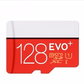 Memory Card Genuine Capacity Micro SD 128GB Class10 UHS-1 Micro SDCard For Cellphone Camera - intl