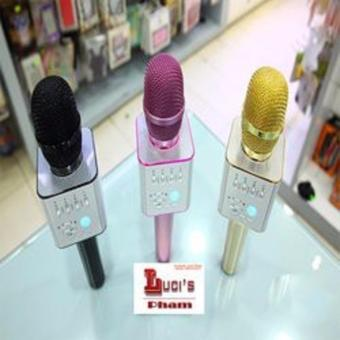 Micro hát karaoke bluetooth Q7 2017 new