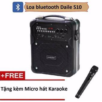 Micro karaoke bluetooth Daile S10