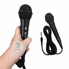 Micro Karaoke có dây cho các loại loa