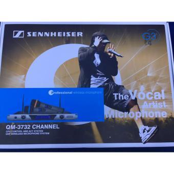 Micro không dây Sennheiser QM 3732 G3