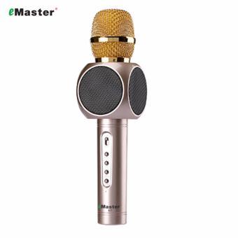 Micro kiêm loa karaoke bluetooth eMaster E-7