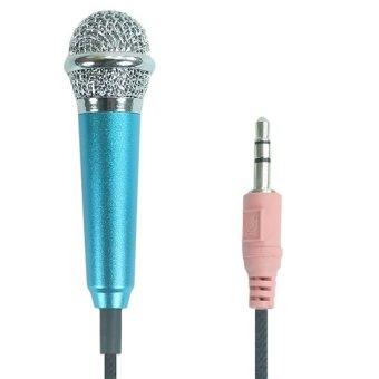 Microphone dành cho điện thoại Lamino PC11 (Xanh Dương)