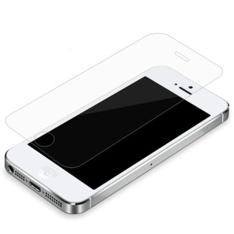 Miếng dán cường lực 2 mặt iPhone 5/5s (Trong suốt)