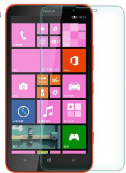 Miếng dán cường lực Nokia Lumia 1320 - CoolCold (Trong suốt)