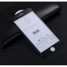 Miếng Dán Kính cường lực 5D cho Iphone 6 plus ( Đen )