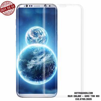Miếng dán kính cường lực Full màn hình cho Samsung Galaxy S8 (Clear) - 8382887 , OE680ELAA3L6AUVNAMZ-6361722 , 224_OE680ELAA3L6AUVNAMZ-6361722 , 289000 , Mieng-dan-kinh-cuong-luc-Full-man-hinh-cho-Samsung-Galaxy-S8-Clear-224_OE680ELAA3L6AUVNAMZ-6361722 , lazada.vn , Miếng dán kính cường lực Full màn hình cho Samsung Galaxy S