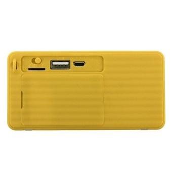 Mini Boombox Wireless Bluetooth Speaker Microphone Yellow - intl - 8413247 , OE680ELAA8XNACVNAMZ-17547081 , 224_OE680ELAA8XNACVNAMZ-17547081 , 538020 , Mini-Boombox-Wireless-Bluetooth-Speaker-Microphone-Yellow-intl-224_OE680ELAA8XNACVNAMZ-17547081 , lazada.vn , Mini Boombox Wireless Bluetooth Speaker Microphone Yell