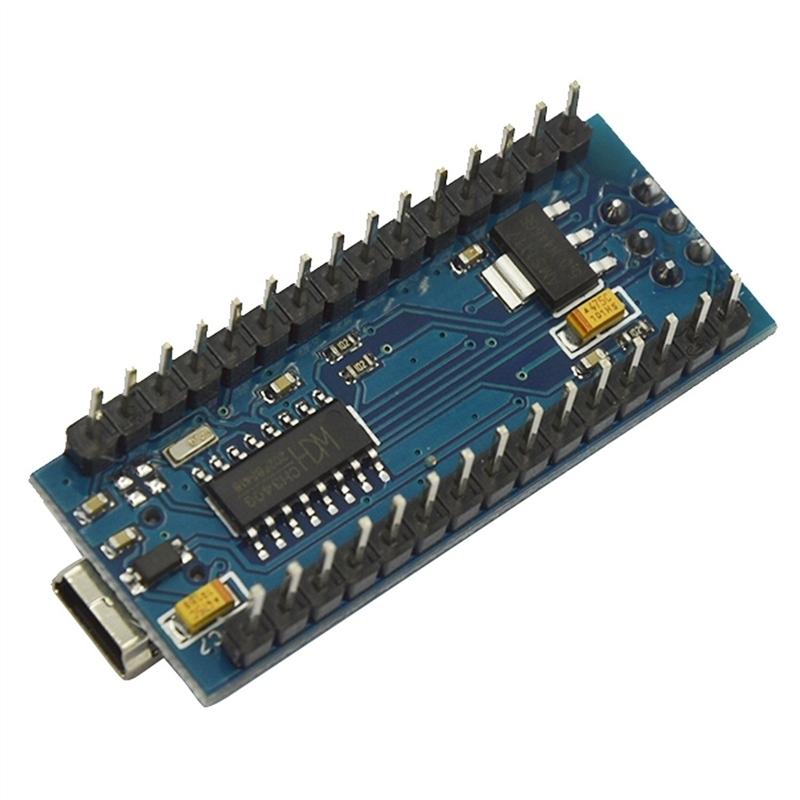 Bảng giá Mini Nano V3.0 ATmega328P Microcontroller Board with USB Cable for Arduino - intl Phong Vũ
