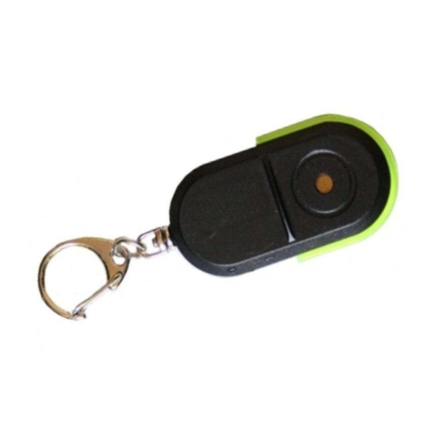 Hình ảnh Móc khóa nhận diện huýt sáo USA Store Key Finder (Đen)