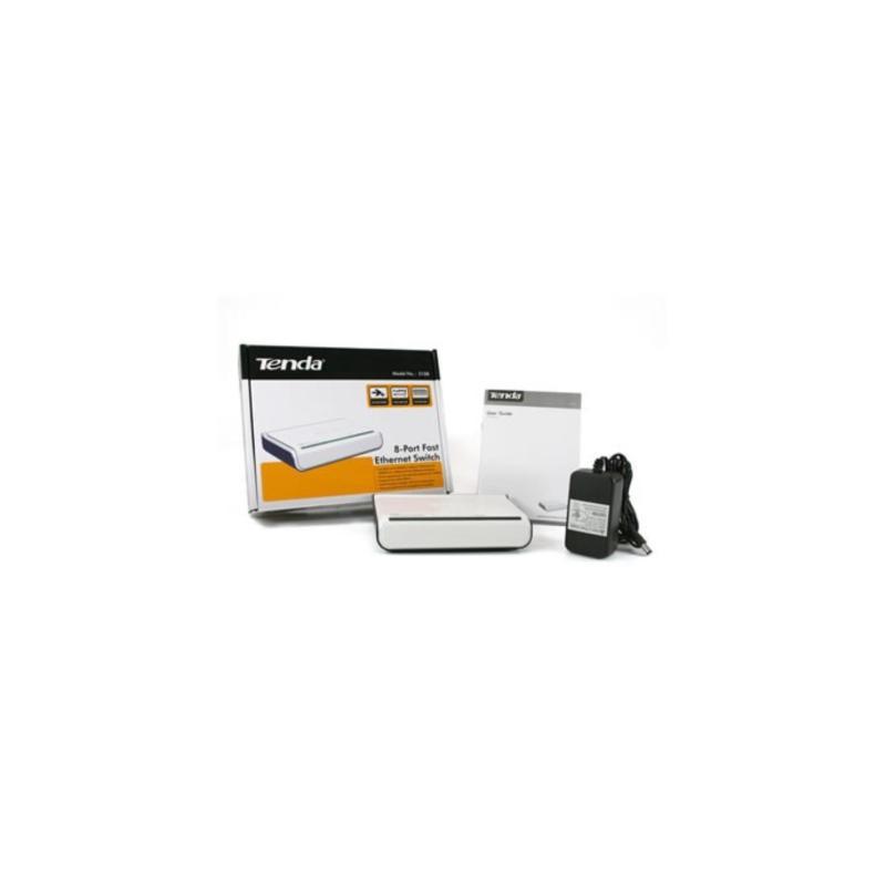 Bảng giá Modem Switch Tenda 8 Port s108 Phong Vũ
