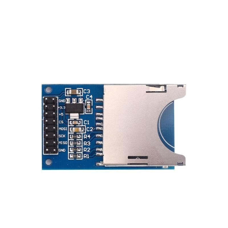 Bảng giá Module SD Card Reader Read Write Slot Circuit For Arduino ARM MCU Writer - intl Phong Vũ