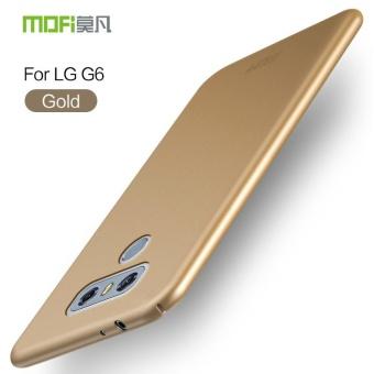 Mofi Hard PC Plastic Case Anti-knock Phone Case for LG G6 - intl