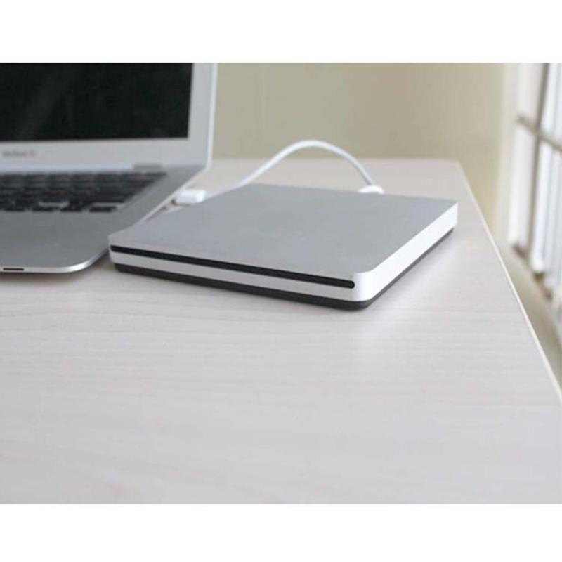 Bảng giá Moonar New Ultra Thin External USB 2.0 CD-ROM CD/DVD Optical Driver for PC Laptop - intl Phong Vũ