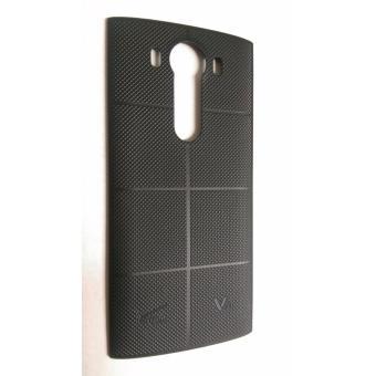 Nắp lưng nhựa cho LG V10 có NFC (đen) - Hàng nhập Khẩu